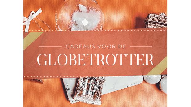 Cadeaus voor de globetrotter