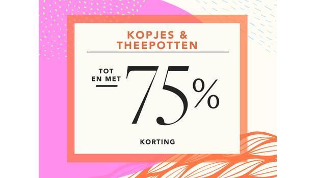 Kopjes & theepotten