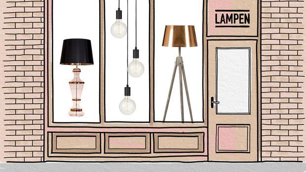 De lampenshop