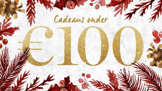 Cadeaus onder €100