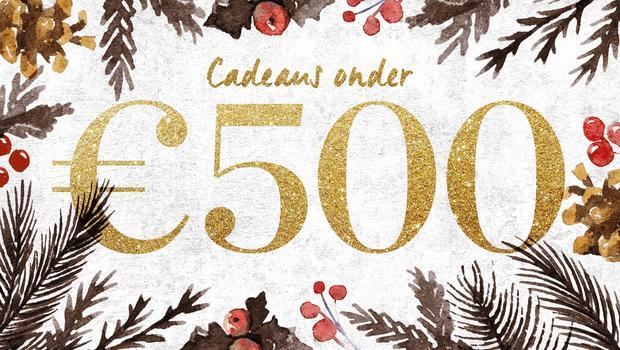 Cadeaus onder €500