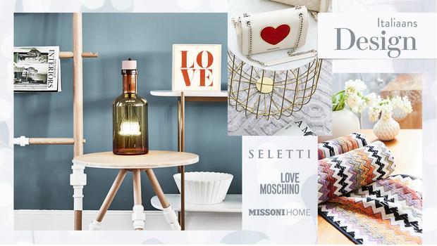 Italiaanse design favorieten