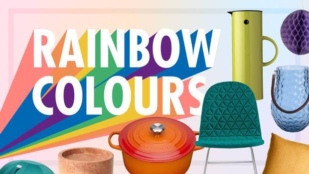 Kleur-alert: regenboog