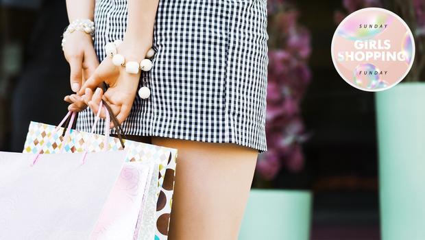 Shoppen maakt gelukkig