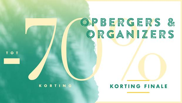 Opbergers & organizers