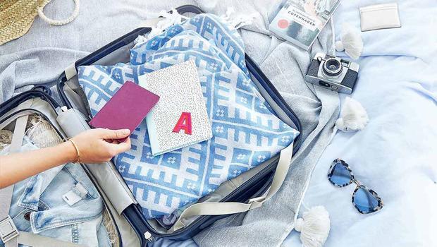Stylish travel essentials