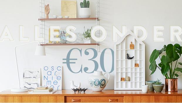 Musthaves onder de €30