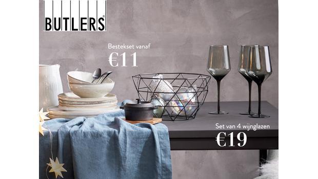 BUTLERS tableware