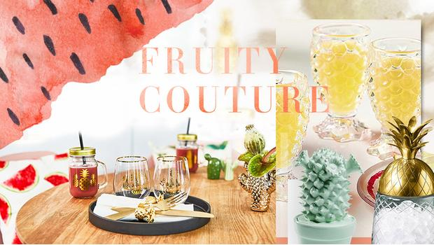 Fruit couture