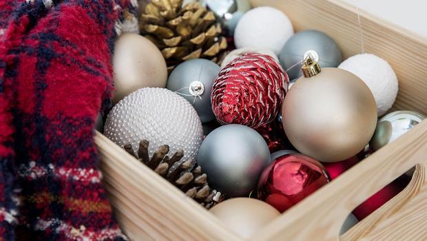 Alle (kerst)ballen verzamelen