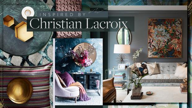 Hommage aan Christian Lacroix