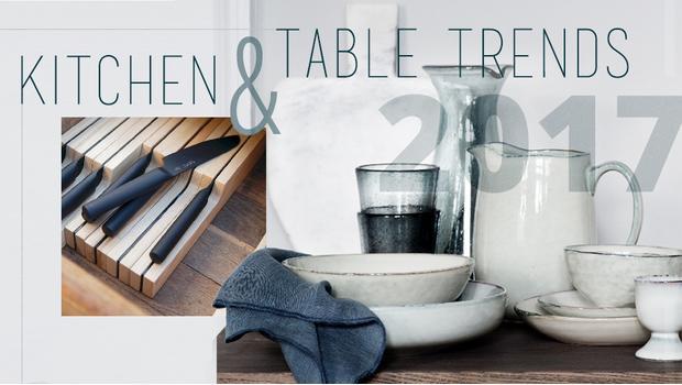 Trendstukken voor je keuken