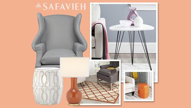 Safavieh: keep it cool
