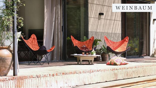 Vlinderstoelen by Weinbaum