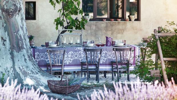 Diner à la Provence