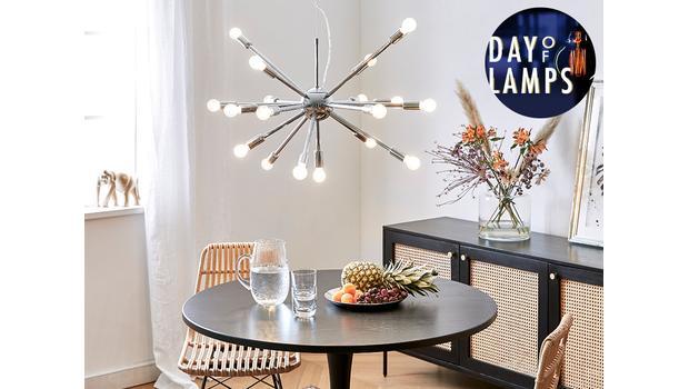 Hang- & plafondlampen
