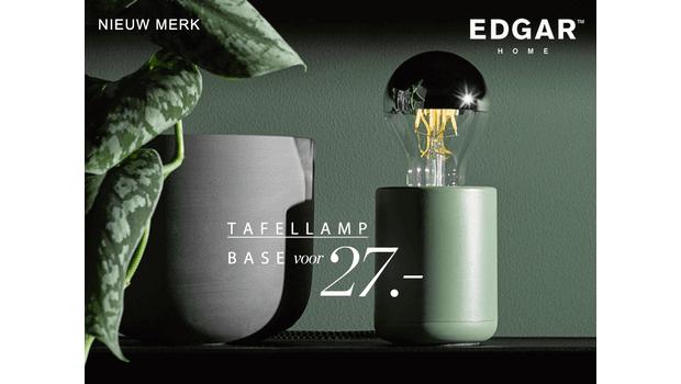 Nieuw merk: Edgar Home