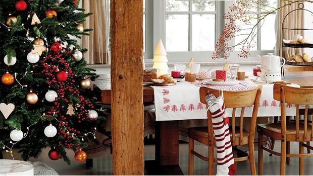Kerstmis in 5 stijlen