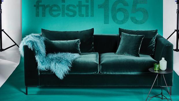 Leren Rolf Benz Bank.Freistil Rolf Benz 165 Italiaanse Elegantie Uit Duitsland Westwing