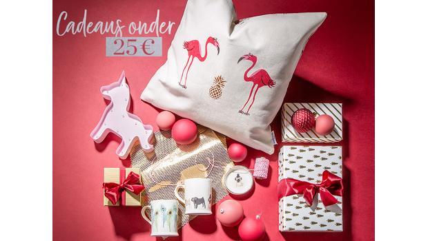Cadeaus onder €25