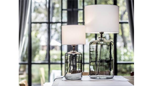 Handgemaakte glaslampen