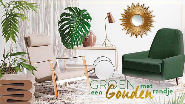 Green Goes Glam
