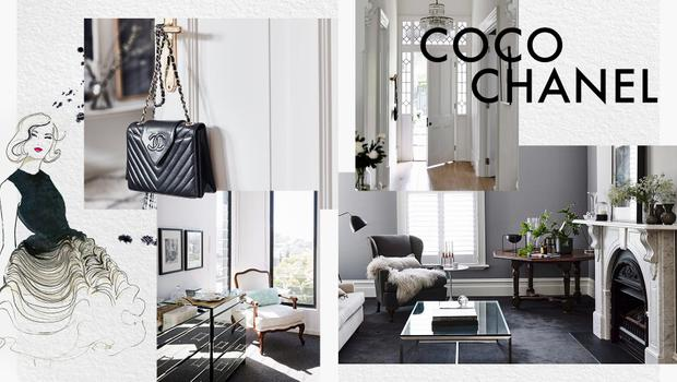 Hommage aan Coco Chanel