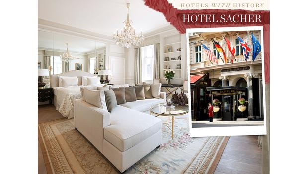 Hotel Sacher in Wenen