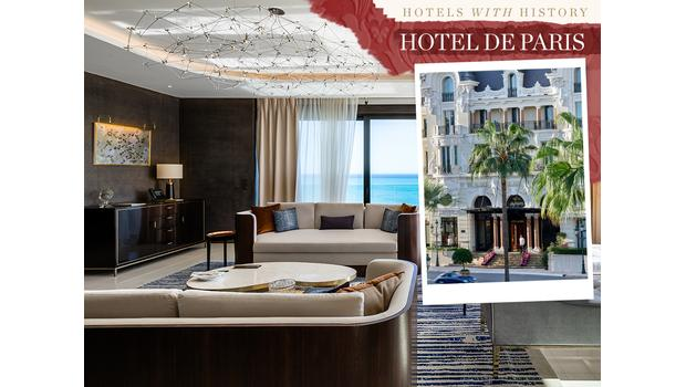 Hotels with History