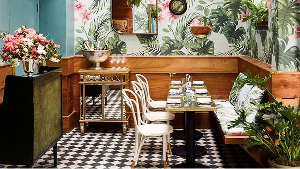 Style steal: Leo's Oyster Bar