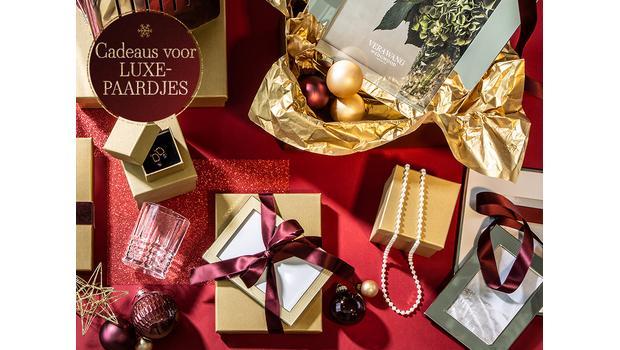 Cadeaus voor luxepaardjes