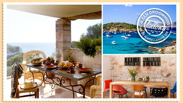 Een droomhuis op Mallorca