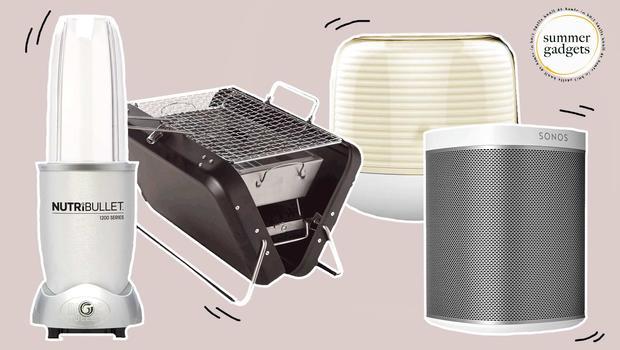Summer gadgets volgens Odette