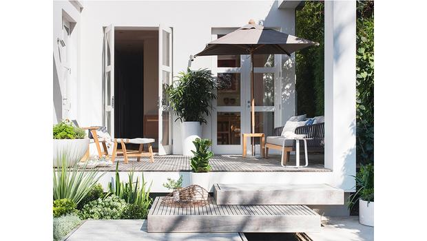 Modern Outdoor styling