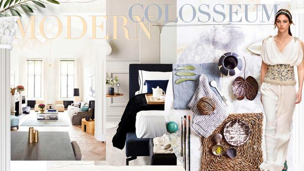 Trend: Modern Colosseum