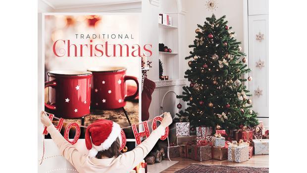 Een nostalgisch kerstfeest