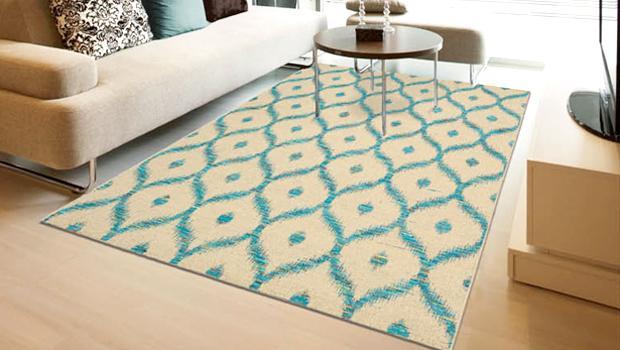 Zachte tapijten