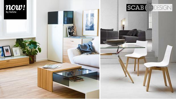 Now! by Hülsta & SCAB Design