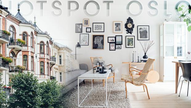 Interieur hotspot: Oslo
