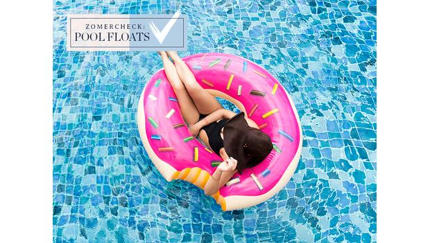 Zomermusthave: pool floats