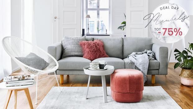 Deal Day: meubels