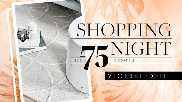 Shopping Night: vloerkleden