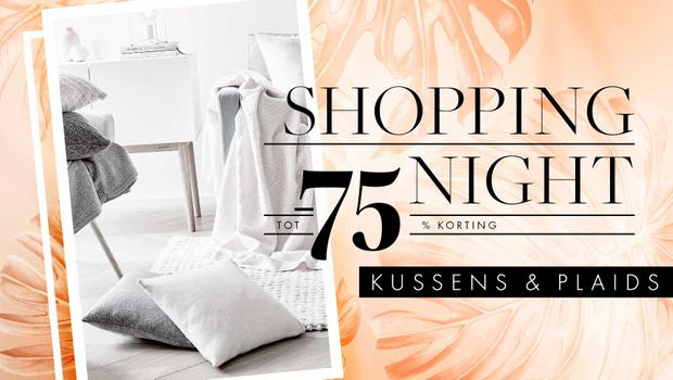 Shopping Night: textiel