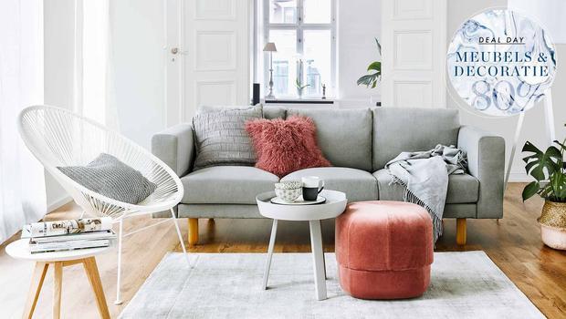 Deal Day: meubels & deco