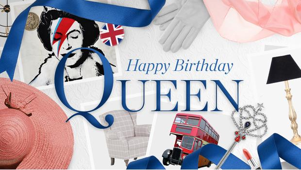 Happy birthday Queen Elizabeth