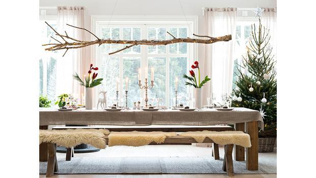 Kersttafelen op z'n Zweeds