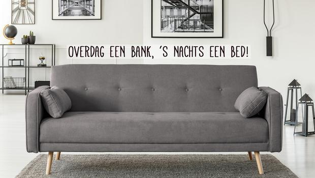 Slaapbanken vanaf €449