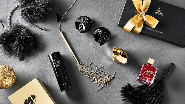A sexy Christmas