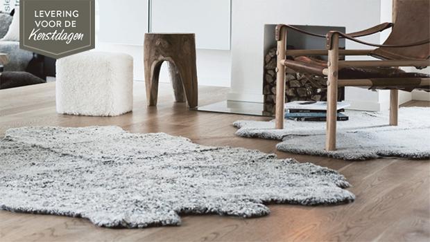 Schapenvacht Over Stoel : Ikea schapenvacht my style wonen