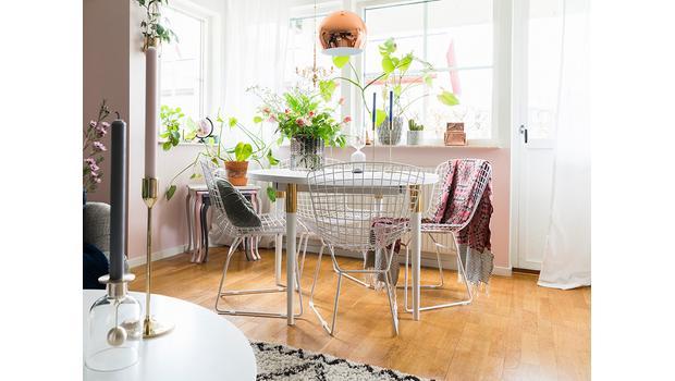 Stylen: kleine ruimtes